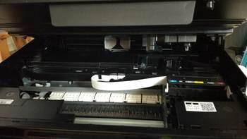 佳能 TS9020 多功能一体打印机开箱晒物(电源 墨盒 配置 指示灯 打印)