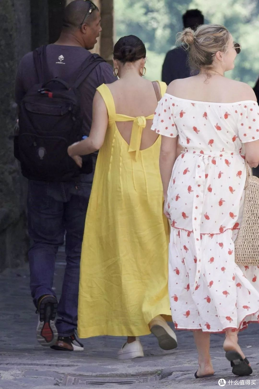 夏天最舒服的小裙子,可能就是赛琳娜的这三条!