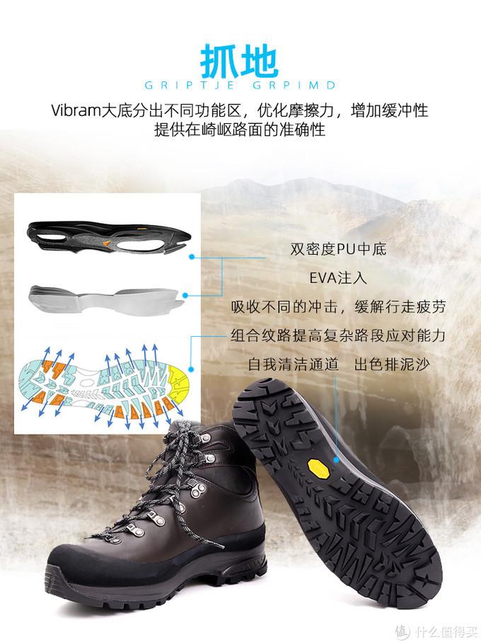 无需GORE也能放水:Scarpa SL Active 整皮重装徒步鞋