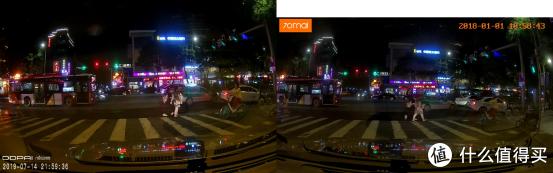 盯盯拍mini3 Pro行车记录仪使用评测,对比70迈智能行车记录仪Pro