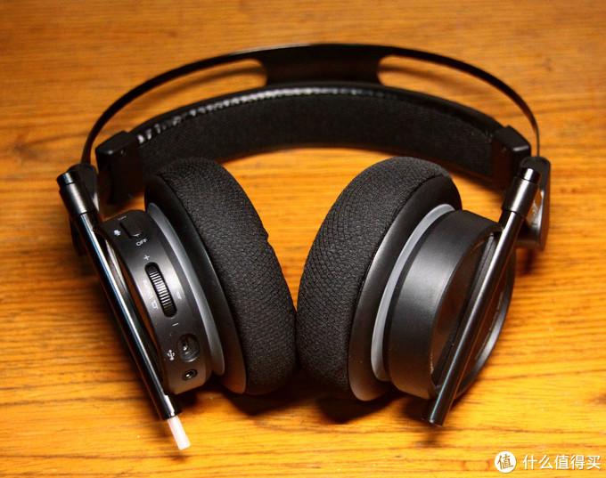 万魔/1MORE  头戴式电竞耳机测试体验