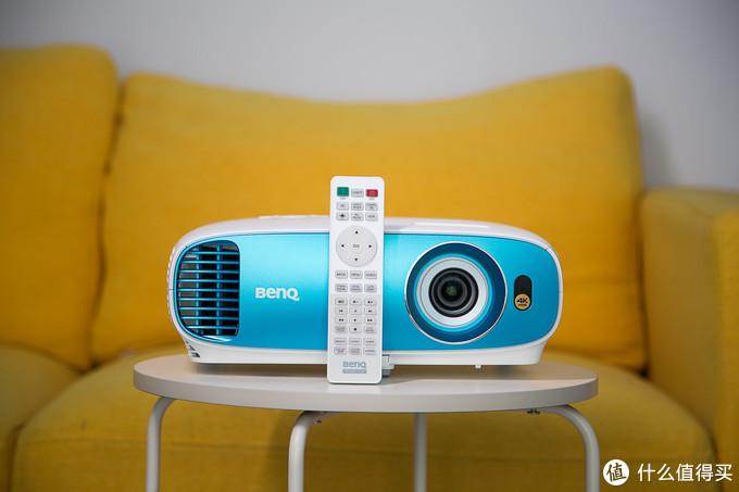 让客厅娱乐更加丰富多彩的体验-明基 TK800M 4K投影仪体验分享