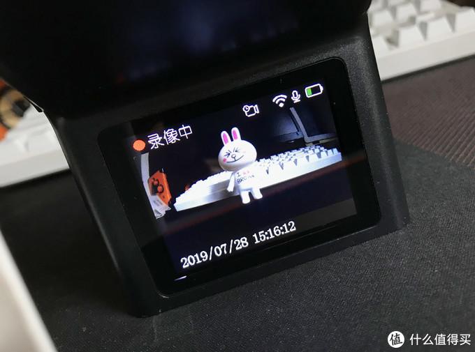 这款行车记录仪真小,360行车记录仪 ETC一体机 G380上手体验