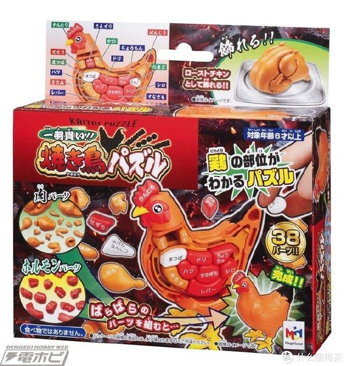 玩模总动员:Megahouse食物拼图新品大吉大利今晚吃鸡