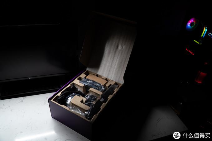 可圈可点,酷冷至尊 冰神P240 ARGB 散热器开箱评价