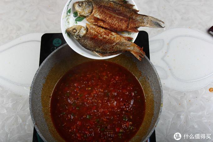 红红火火豆瓣鱼