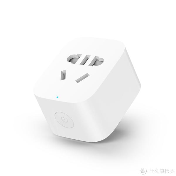 小米米家智能插座WiFi版 白色  49元