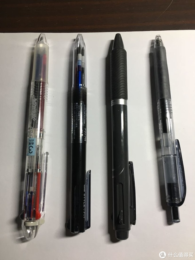 三只多功能笔的的小点评
