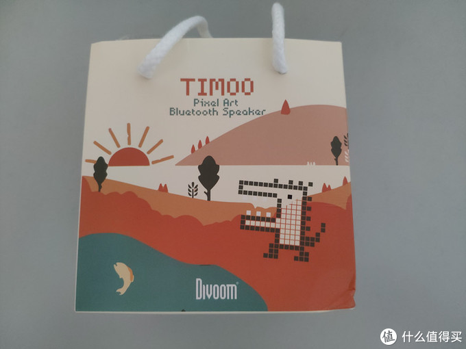 萌动全球——Divoom Timoo小像像素音箱众测