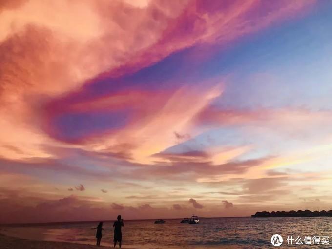 一年前免费换的马尔代夫六星岛,居然比花钱还尊贵