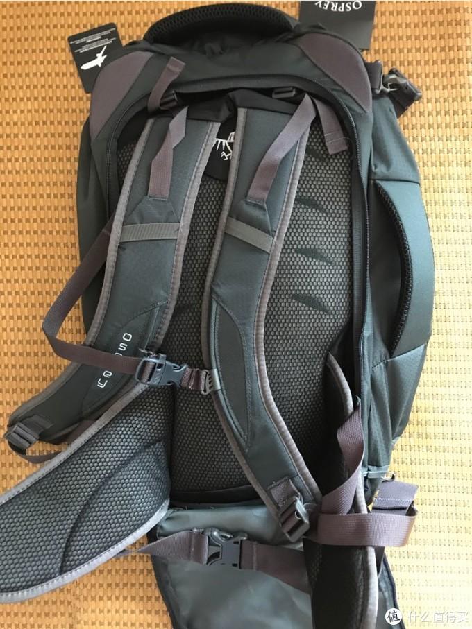 肩上的旅行箱—Osprey Farpoint 40L开箱