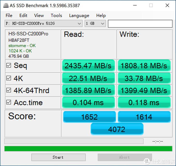 这款509元的海康威视 新C2000Pro 512G 性价比真高!