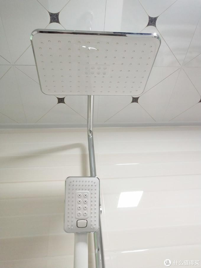 希箭卫浴实测:在家也能体验五星级!