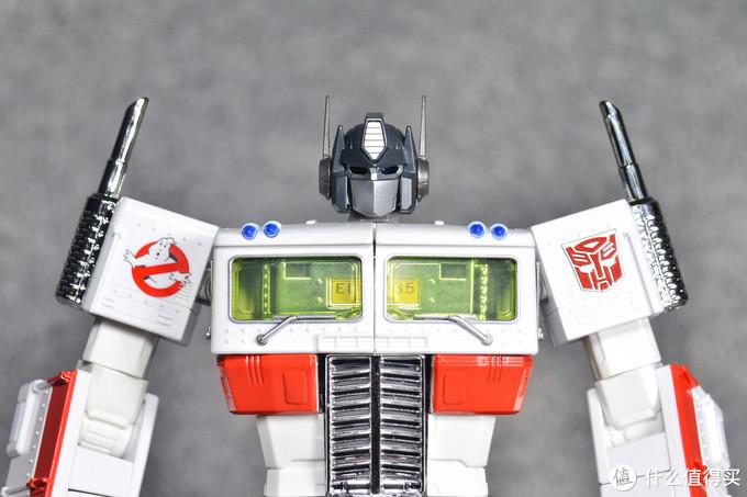 2.0大哥模具の绝唱--Ghostbusters X Transformers MP10擎天柱评测