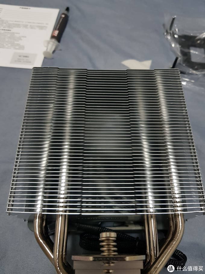 150元级别最强散热---利民AS120首发开箱简单测试