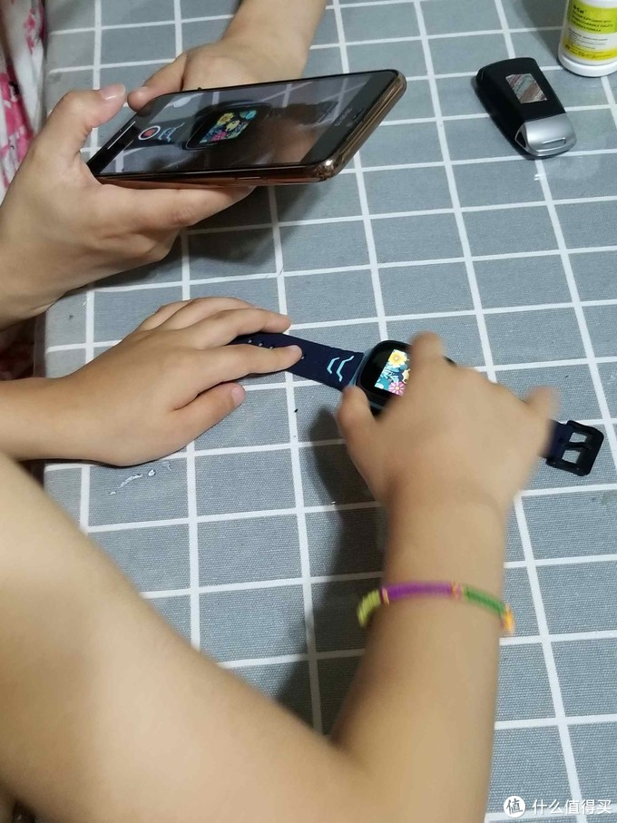 真香 360儿童手表P1试用