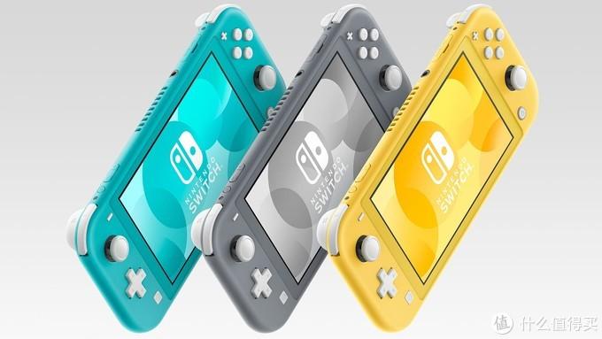 重返游戏:任天堂Switch Lite美国亚马逊预售开启