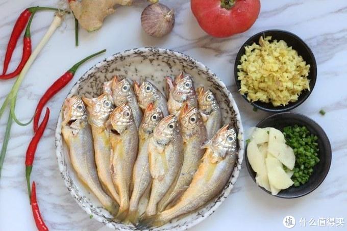 新学的小黄鱼做法,下酒下饭,超有食欲,一顿能吃20多条