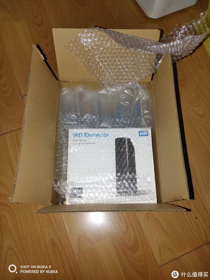这个包装内部填充没什么可挑剔