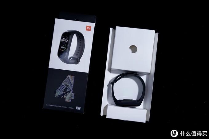 加钱买的小米手环4 NFC版本,不过尔尔—详细体验分享