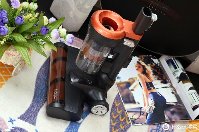高端吸尘器怎么选?莱克M12s手持无线吸尘器 更懂国人 一机百变 全屋魔法换新
