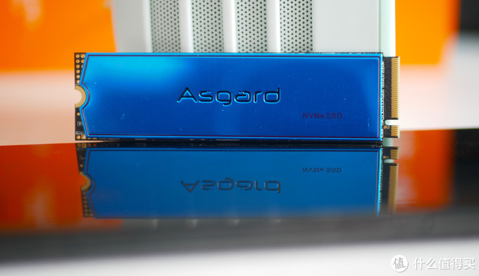 SSD速度提升10倍,Asgaed NVMe 500G固态硬盘开箱测评