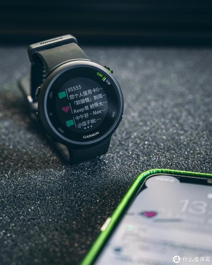 跑步该带哪些装备?Garmin佳明全新Forerunner45运动手表要算在内