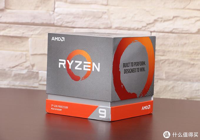 农企首款理财产品?缺货又涨价的 AMD Ryzen 9 3900X 处理器上手玩