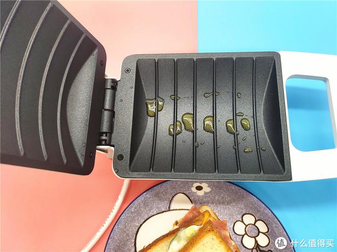 Pinlo煎烤三明治机——轻食爱好者的福音