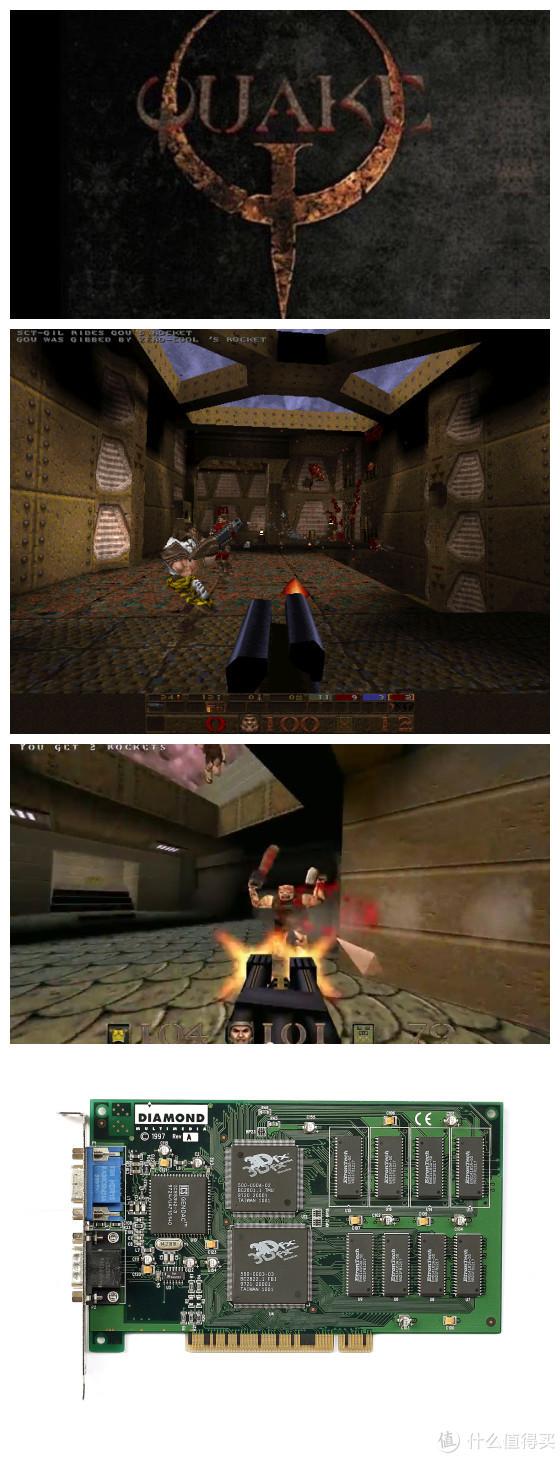 Quake1和好伙伴Voodoo