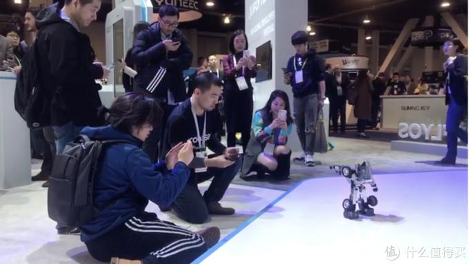 好玩!「变形金刚」真的来了:乐森星际特工编程机器人体验