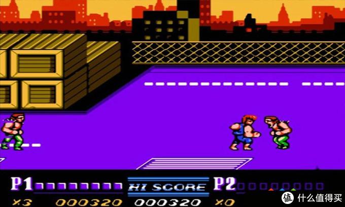 双截龙2和3当时都通关了。2代跳起来着地的瞬间可以直接使出冲天直勾拳的技巧很多人不知道。而3代双人可以合体龙尾旋风腿才能降低游戏整体的难度。