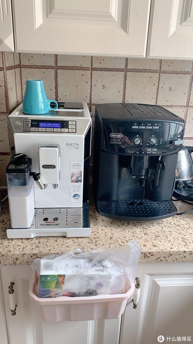 德龙全自动咖啡机一周使用体验