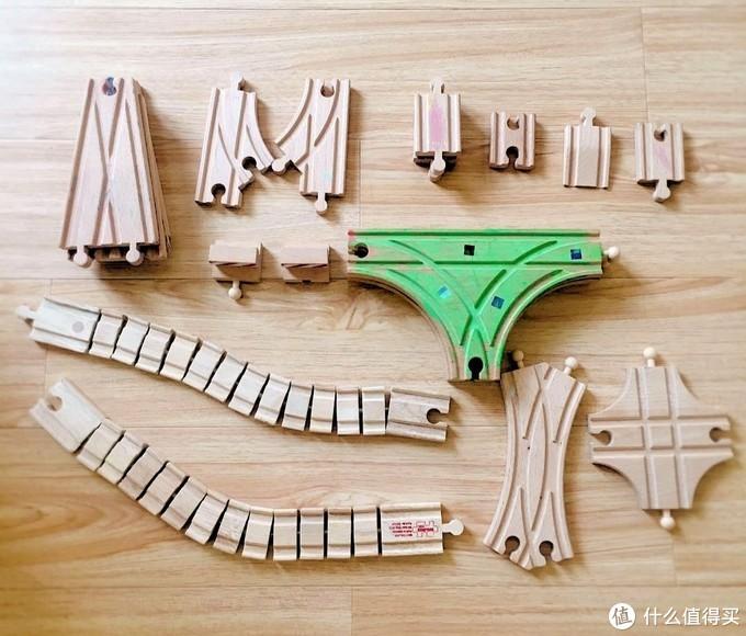 火车直轨,弯轨,疯狂蛇形,岔路,高架桥,各种轨道怎么选?