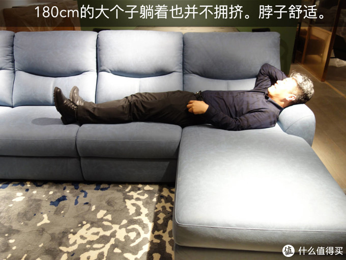 索菲尼科技布系列B18沙发测评:功能沙发是时候换个亲民面孔了