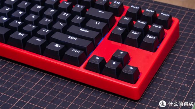 RK987蓝牙双模键盘定制版开箱体验报告
