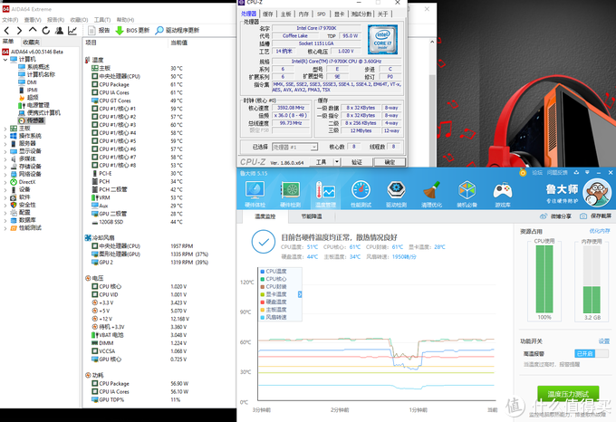 来一个3D立体RGB散热器,来呵护你的CPU吧!