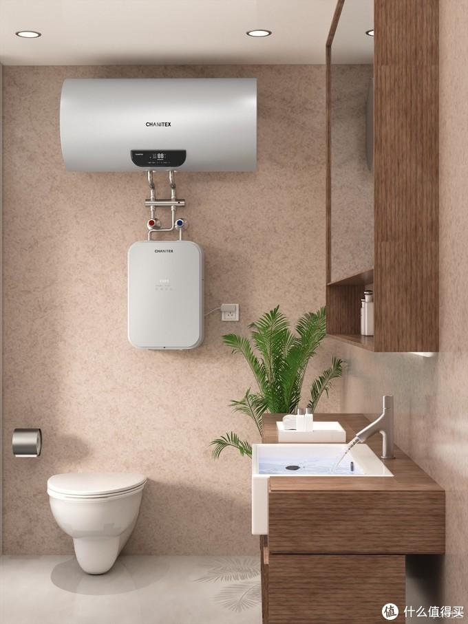 CHANITEX 佳尼特智能壁挂软水机上线小米有品众筹,开启品质软水生活
