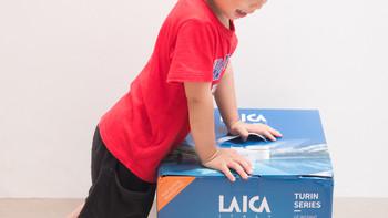 直饮莱卡LAICA净饮一体机外观展示(屏幕|滴水盘|水箱|滤芯)