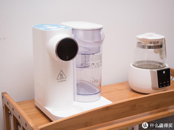 无需接水管的净饮机,多档温度即选即出!即热直饮莱卡LAICA净饮一体机