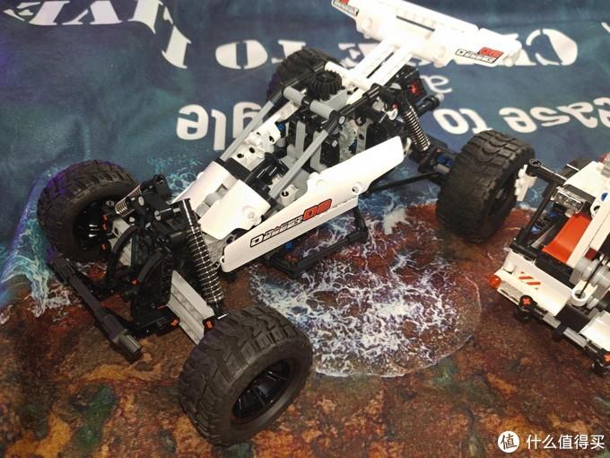 能动起来的引擎!寓教于乐教孩子认识车辆之米兔沙漠车