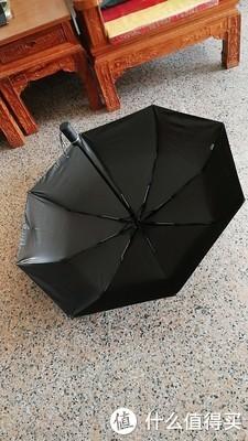 一把开收自如的伞
