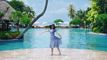 一价全包,越玩越high~Club Med三亚酒店度假村亲子家庭游