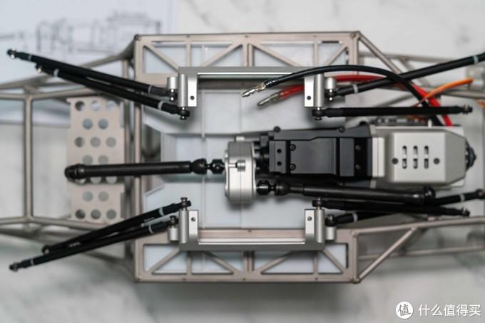 TFL 独角兽 Unicorn——不可多得的全金属管架Ultra4赛车