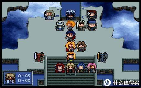 情节不输仙剑的炎龙骑士团II,我同样非常喜欢的一款游戏。