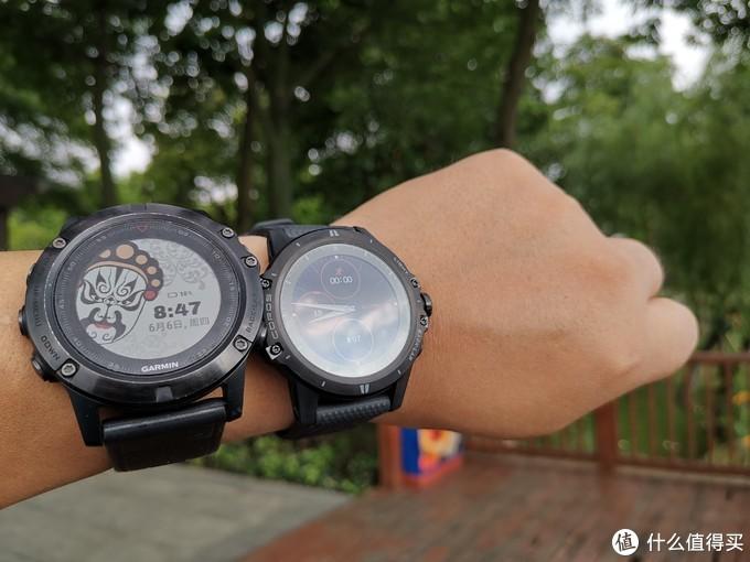 两款旗舰GPS手表终极PK