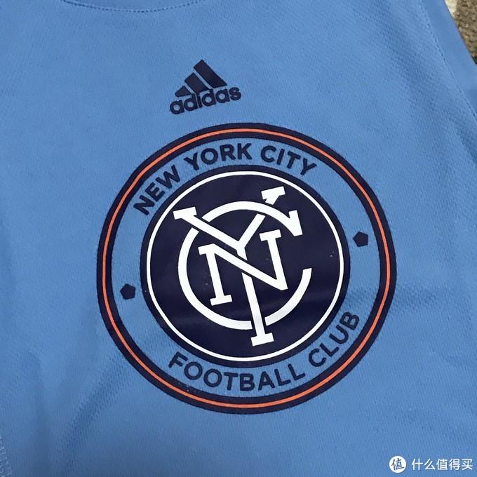Adidas MLS NYC 儿童速干背心