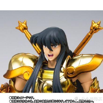 致爱二次元:圣斗士圣衣神话EX天秤座紫龙天猫开订!