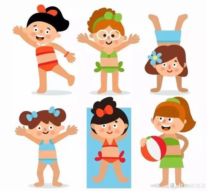 夏日戏水必备!手把手教你根据身材选泳装,让你成为海边MVP!(内含成人、儿童)