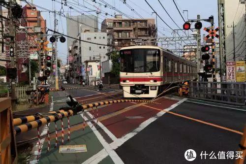 轨道电车是日本的名片之一